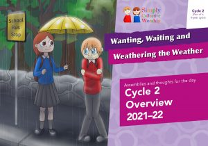 Cycle 2 Front Cover 2021-22